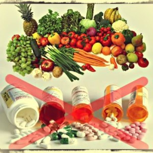 Prescription drugs vs. natural foods