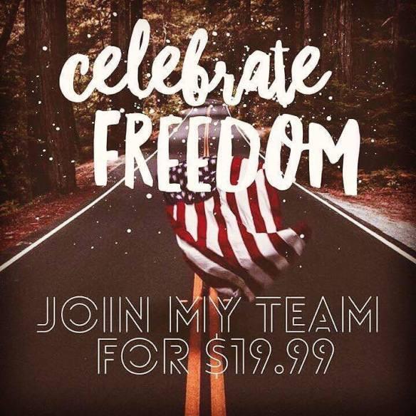 Plexus Celebrate Freedom